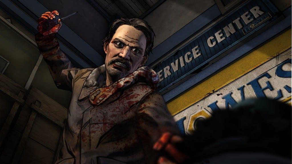 The Walking Dead S2E3 Carver
