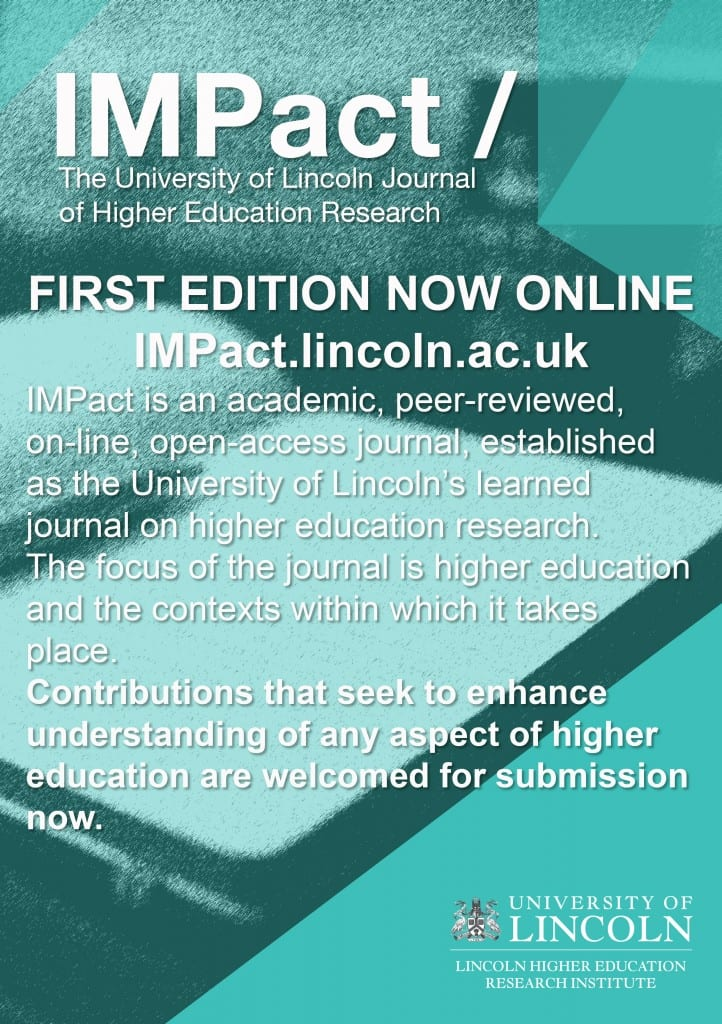 IMPact Call for Papers