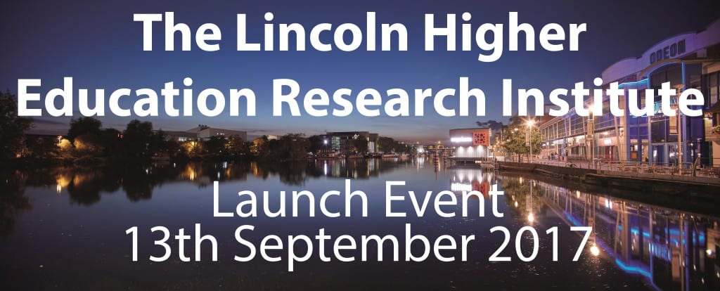 Launch Event 13th September 2017