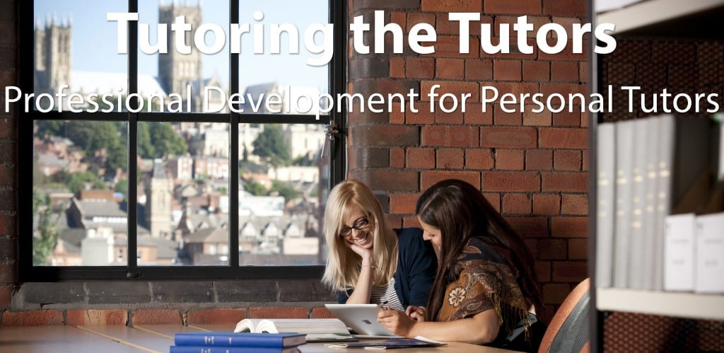 Tutoring the Tutors