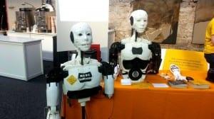 3D robots Dublin 2