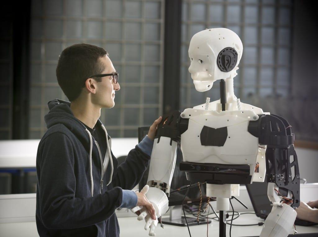 Robotics at University of Lincoln