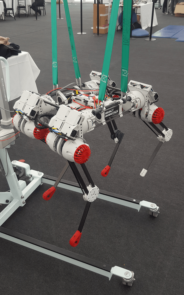 Gregory Epps to Demonstrate DogBot at Research Seminar