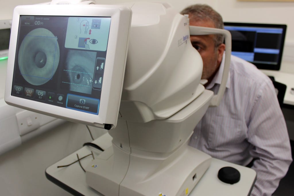 Call for Participants in New Retinal Imaging Study