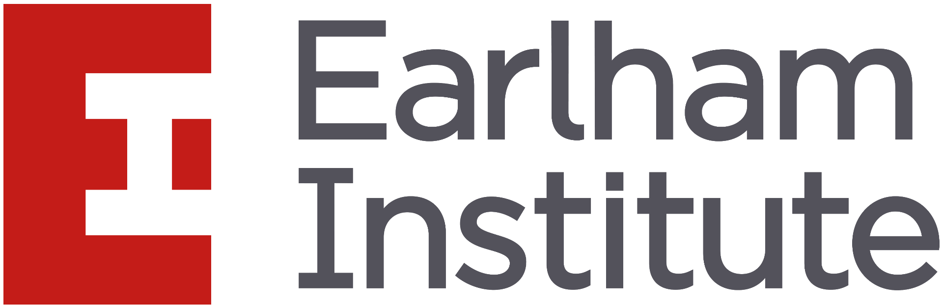 earlham institute logo.