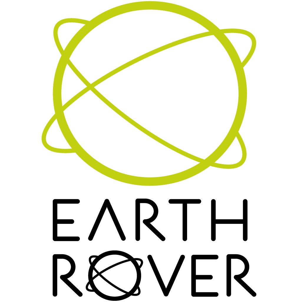 Earth Rover logo.