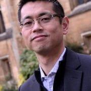 Dr Fumiya Iida portrait avatar.