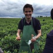 EPSRC Centre for Doctoral Training in Agri-Food Robotics: AgriFoRwArdS - Iain Gould portrait.