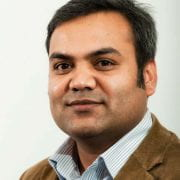 EPSRC Centre for Doctoral Training in Agri-Food Robotics: AgriFoRwArdS - Mukesh Kumar portrait