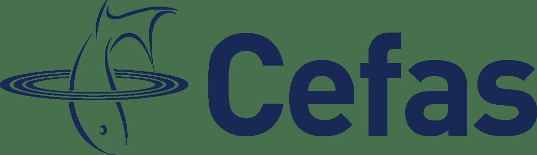 Cefas logo.