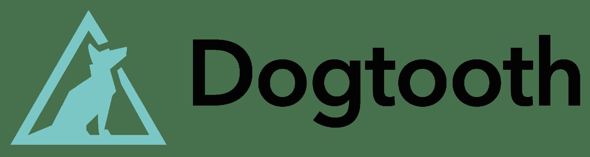 Dogtooth logo.