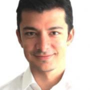 Dr Cengiz Oztireli portrait avatar.