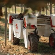 Lincoln Robotics challenge farm workers on BBC's Countryfile portrait avatar.