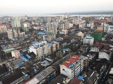 Yangon | Ricardo Martén