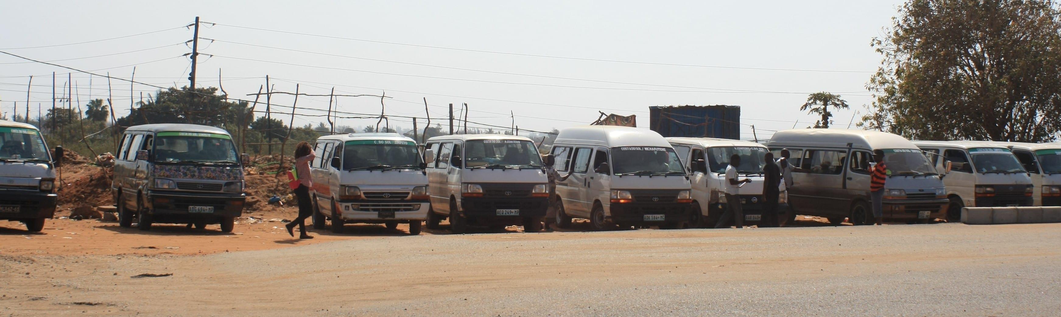Chapas in Maputo