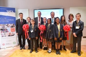 The Presidents of UCL and PKU opened the new teacher training and research facility at the Confucius Institute in June