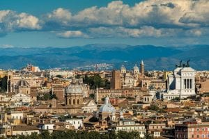 The Cities partnerships Programme has launched in Rome and Paris
