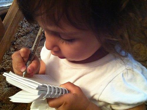 child diary