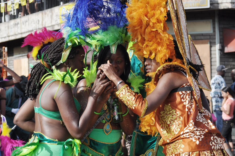Anthropology Dissertation Carnival In Brazil