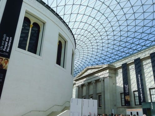 The British Museum (Photo: Michael Button / CC BY 2.0)