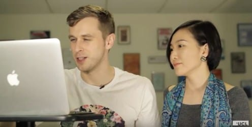 Tom McDonald and Xinyuan Wang introduce China's social media platforms