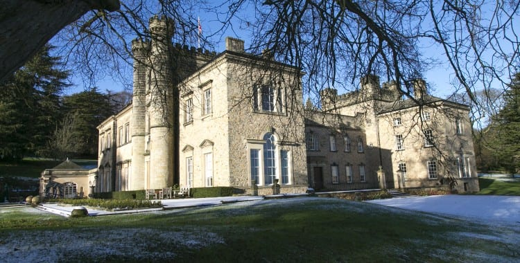 Aske Hall, North Yorkshire