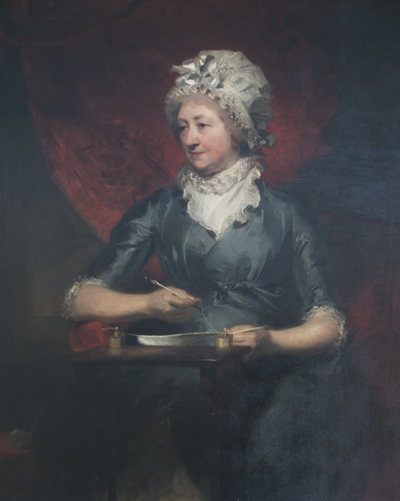 8.Margaret Dundas