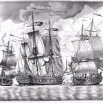 East Indiaman Suffolk