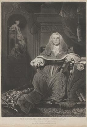 Sir Henry Russell, 1st Baronet (1751-1836) George Chinnery, engraved by Samuel William Reynolds, Mezzotint, GAC 4477. Crown copyright: UK Government Art Collection.