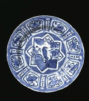 Jingdezhen-plate-VA