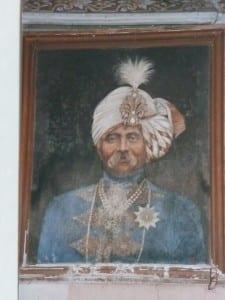 Maharajah sir manindra chandra nandy