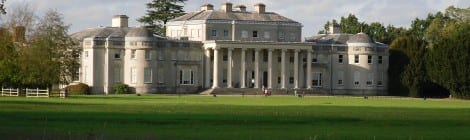 Shugborough Case Study: The Mansion House