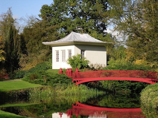 Shugborough Case Study The Chinese House C 1747