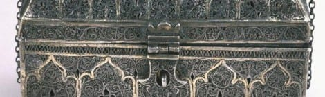 Casket Case Study: The casket's origins in eighteenth-century India