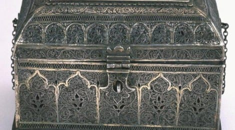 The attar casket of Tipu Sultan Case Study