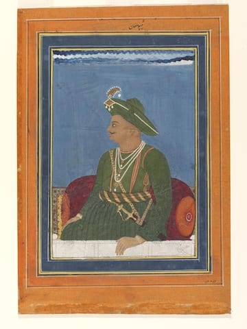 4 - Tipu Sultan from the V&A