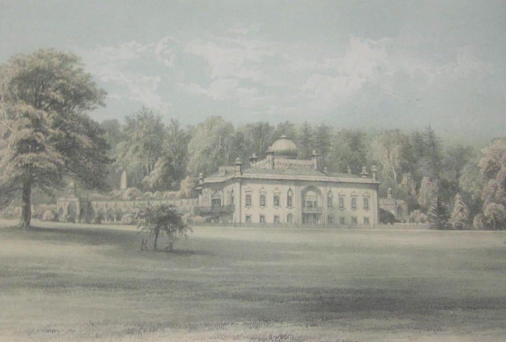 Sezincote Case Study East India Company At Home 1757 1857
