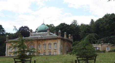 new case study: sezincote, gloucestershire