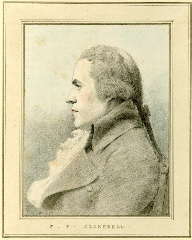 Samuel Pepys Cockerell BM