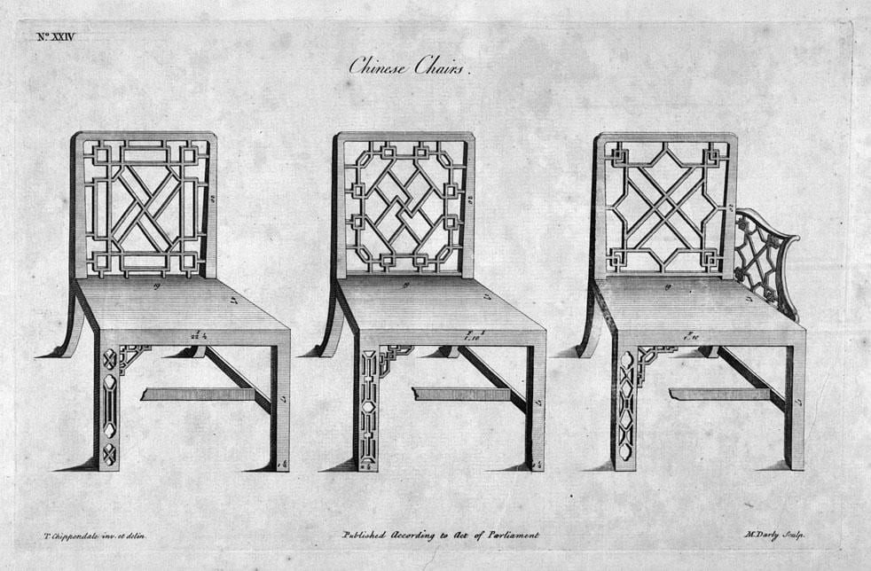 Chinese Staircase Case Study The China Craze