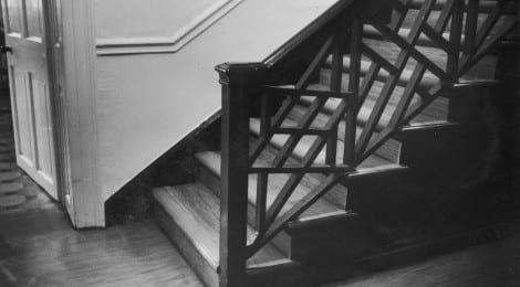 'Chinese' Staircases in North-East Wales Case Study
