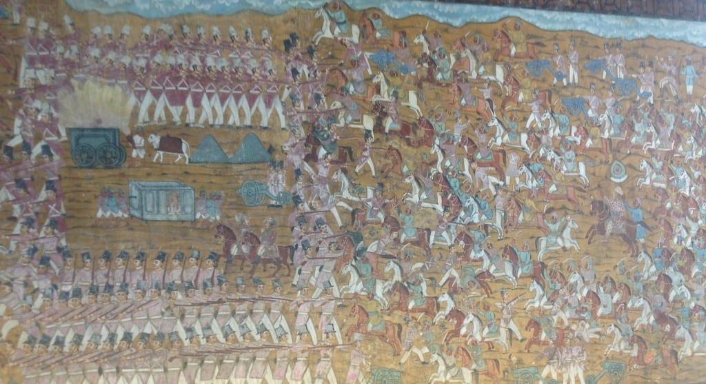 002 srirangapatha mural