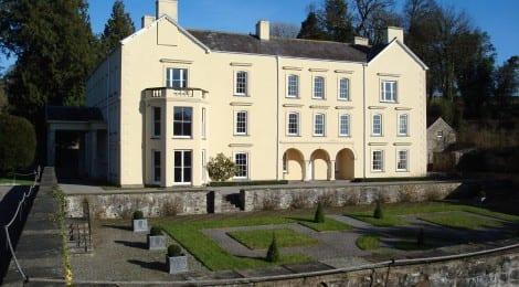 New Case Study: Aberglasney, Carmarthenshire