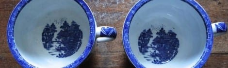 The Willow Pattern Case Study: Visit to Dunham Massey