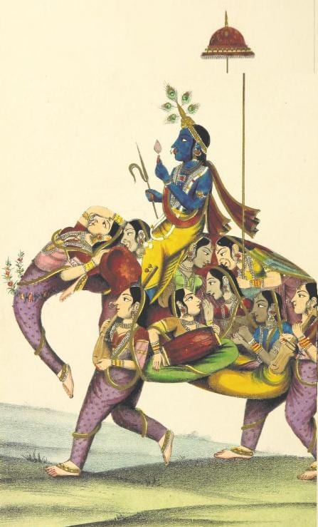 Kaniyajee and the Gopees