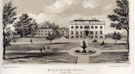 New Case Study: Middleton Hall, Carmarthenshire
