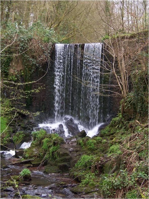 MH waterfall