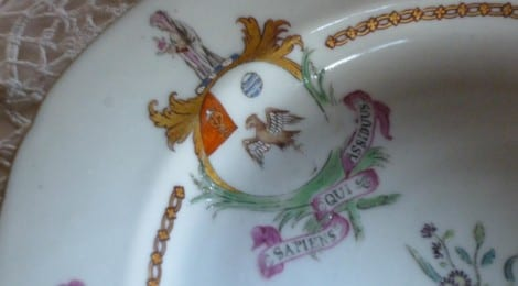 New Case Study: Armorial Porcelain
