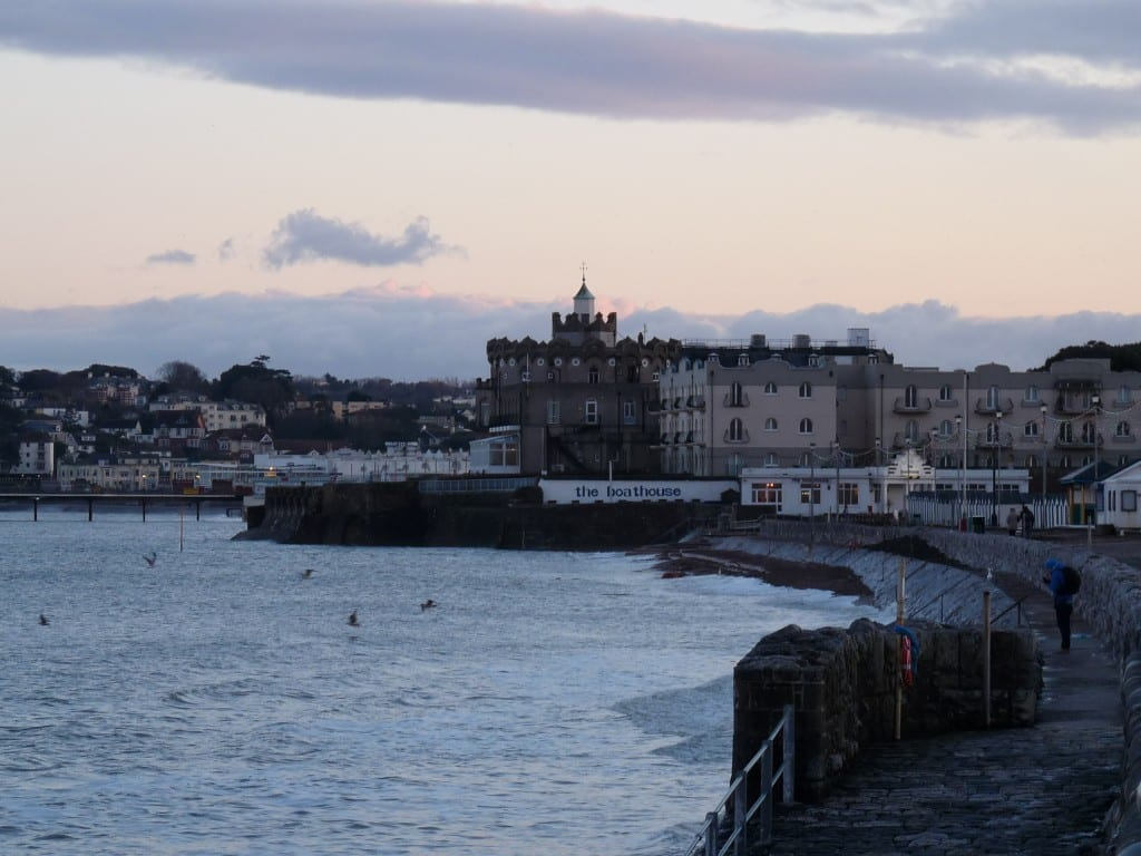 16. Redcliffe surrounded by Paignton