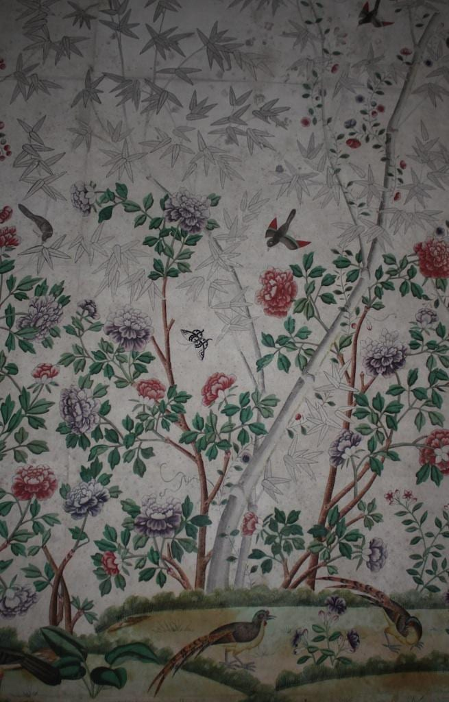 Chinese wallpaper case study the importance of gifts for Oriental style wallpaper uk